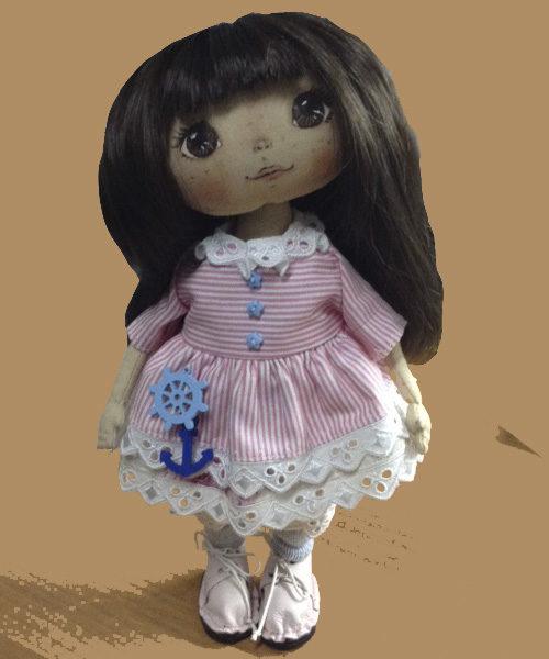 Авторская кукла в Молдове