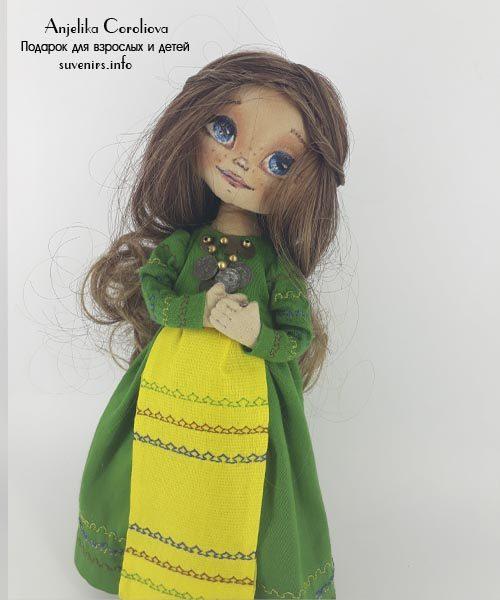 купить текстильную куклу