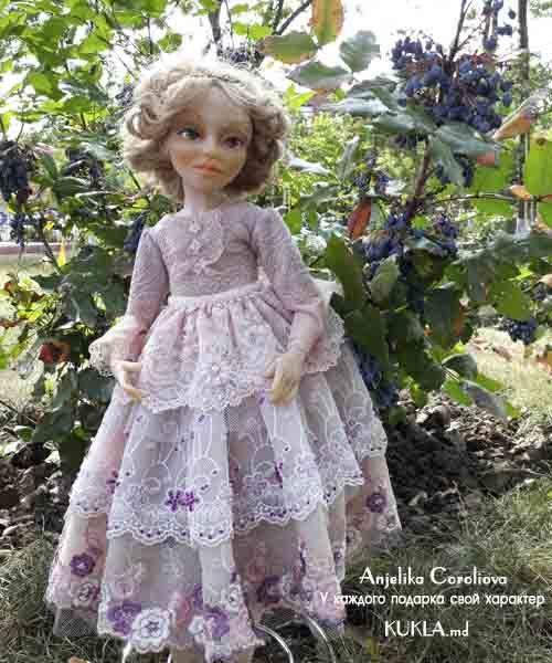 будуарная кукла в Молдове
