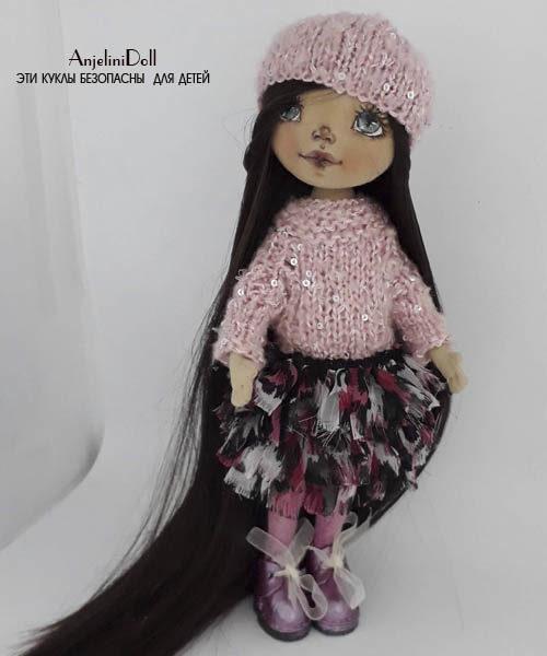 мастера текстильных кукол